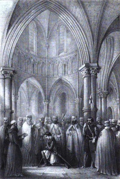 Freemasonry and the Knights Templar